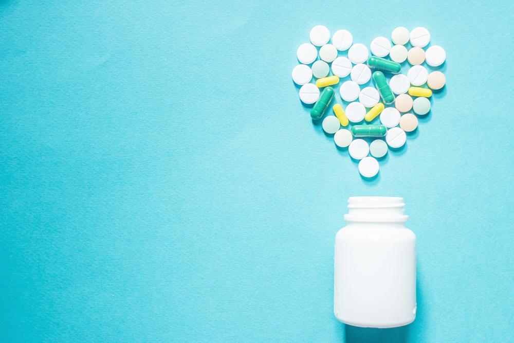 medicines and vitamins